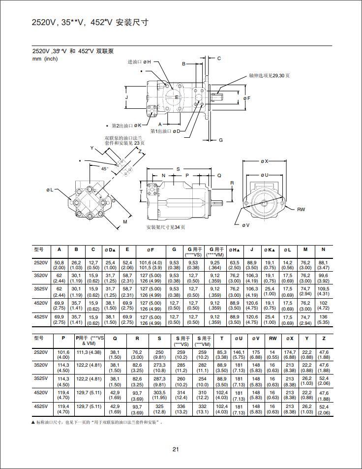 4535V-38A25-1BC